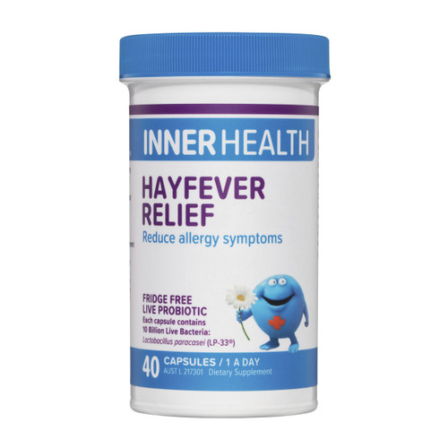 Inner Health Hayfever Relief