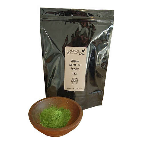 Wheat Leaf Powder - certified organic