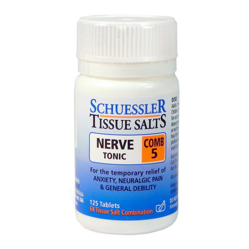 Combination 5 - Nerve Tonic Tablets