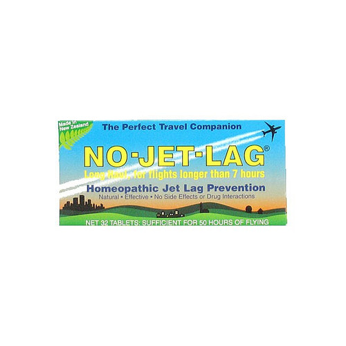 Homeopathic Jet Lag Prevention