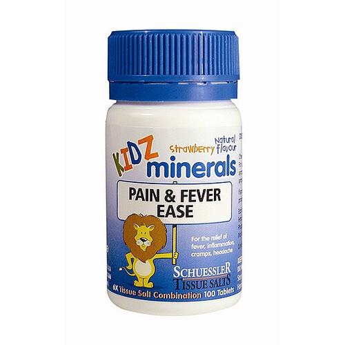 Kidz Minerals - Pain & Fever Ease