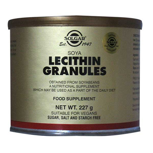 Lecithin Granules with Soya