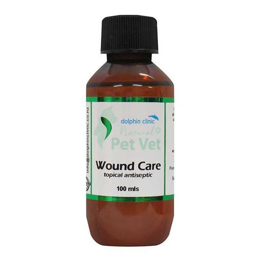 Pet Vet Wound Care Oil