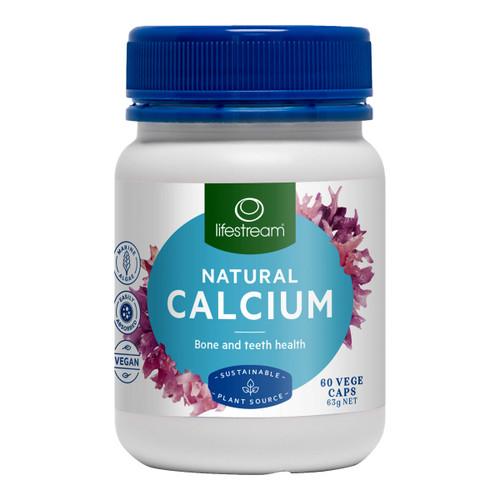 Natural Calcium Capsules