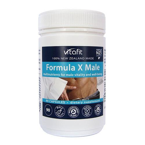 Formula X Male