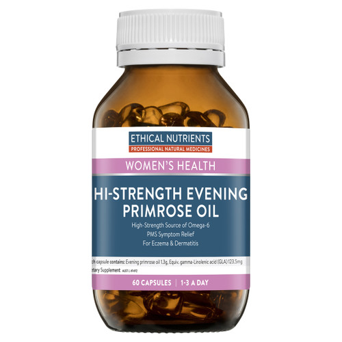 Hi-Strength Evening Primrose Oil