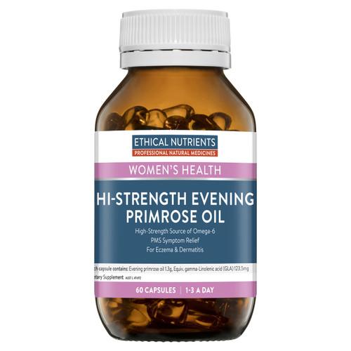 Hi-Strength Evening Primrose Oil