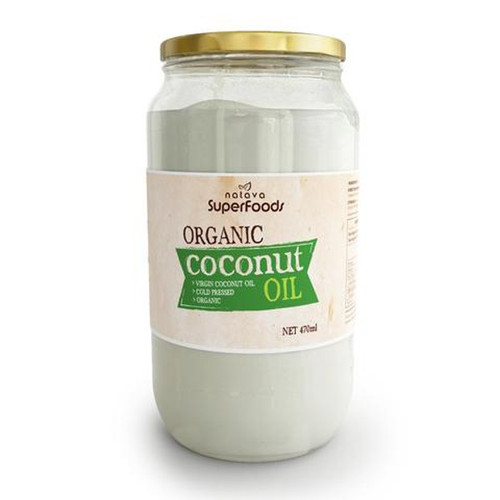 Certified Organic Cold Pressed Virgin Coconut Oil