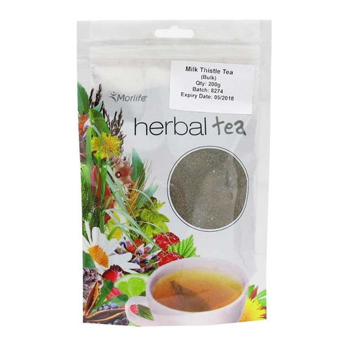 Milk Thistle Herb Tea