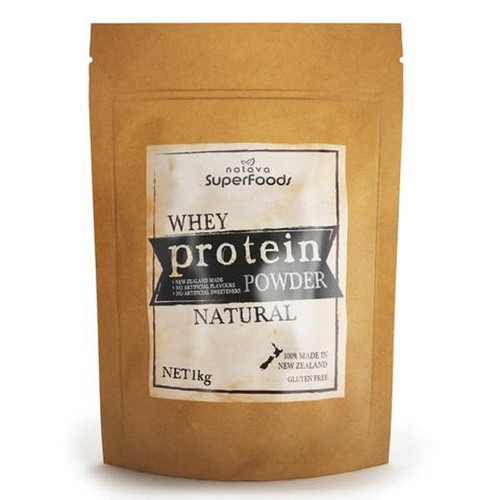Whey Protein Powder Natural