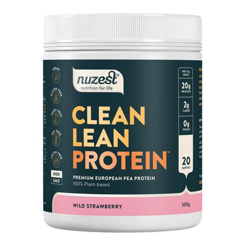 Clean Lean Protein Wild Strawberry