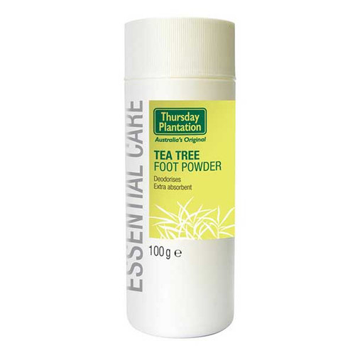 Tea Tree Foot Powder 100g
