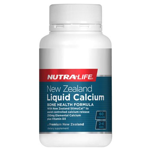 NZ Liquid Calcium with StimuCal plus Vitamin D3