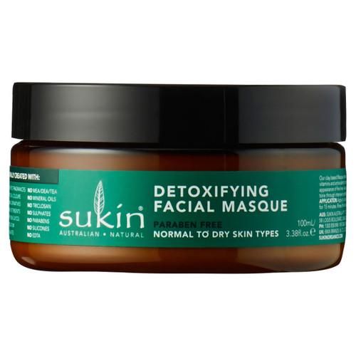 Super Greens Detoxifying Clay Masque