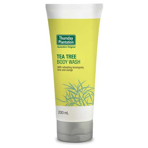 Tea Tree Body Wash 200ml