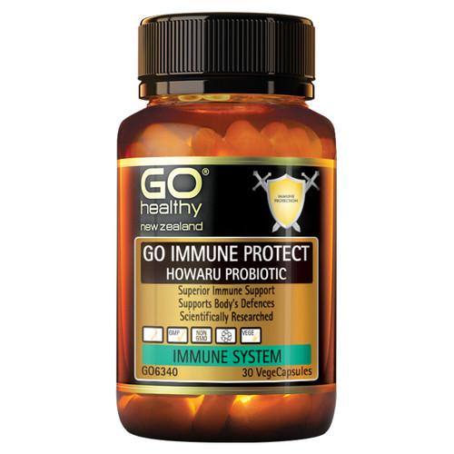 Go Immune Protect - Howaru Probiotic