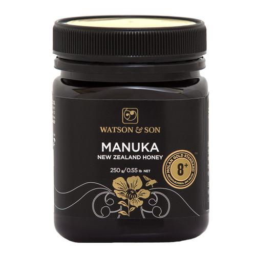 New Zealand Manuka Honey 8+