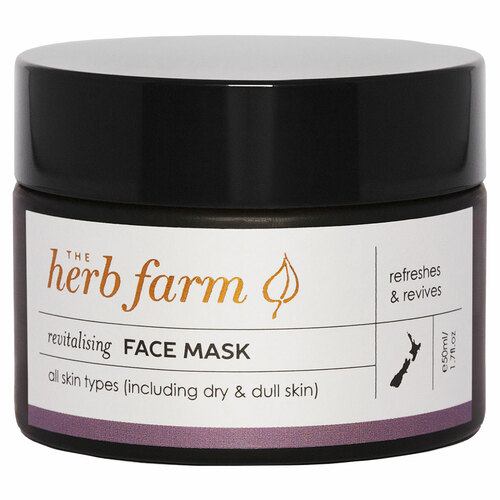 Revitalising Face Mask