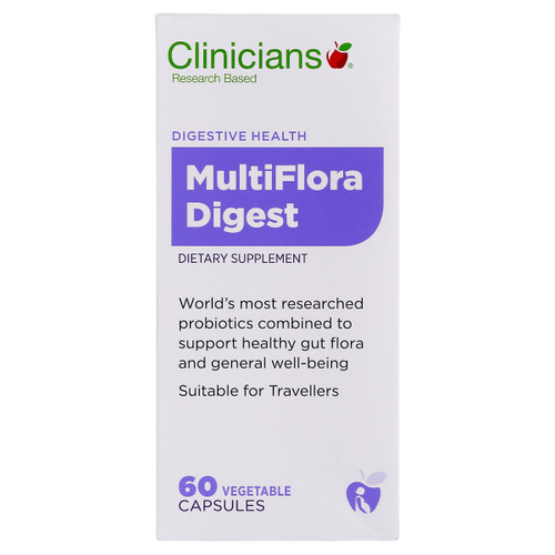MultiFlora Digest Blister Pack