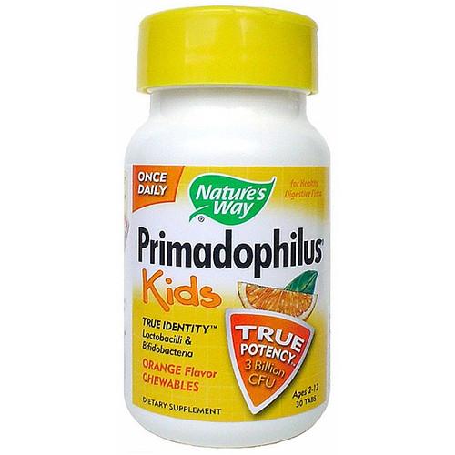 Primadophilus Kids Chewable