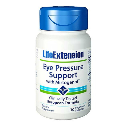 Eye Pressure Support with Mirtogenol 120mg
