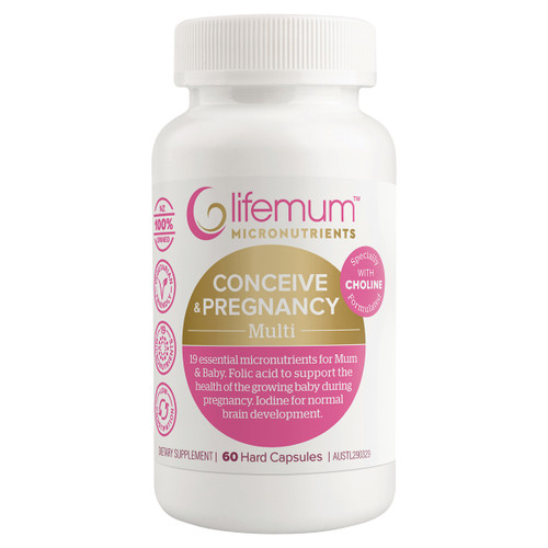 Conceive & Pregnancy Multi