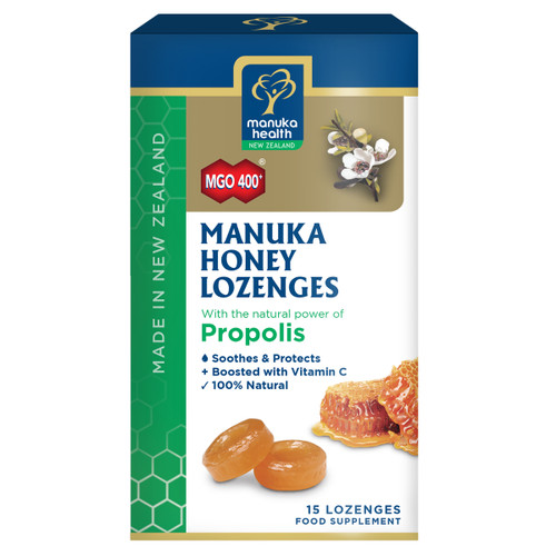 Manuka Honey Lozenges Propolis