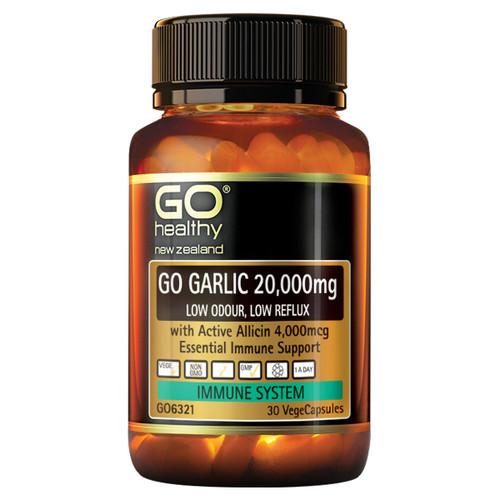 Go Garlic 20,000mg