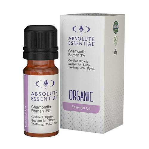 Chamomile Roman 3% in Jojoba (Organic)