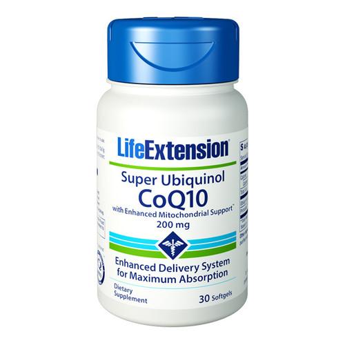 Super Ubiquinol CoQ10 200mg