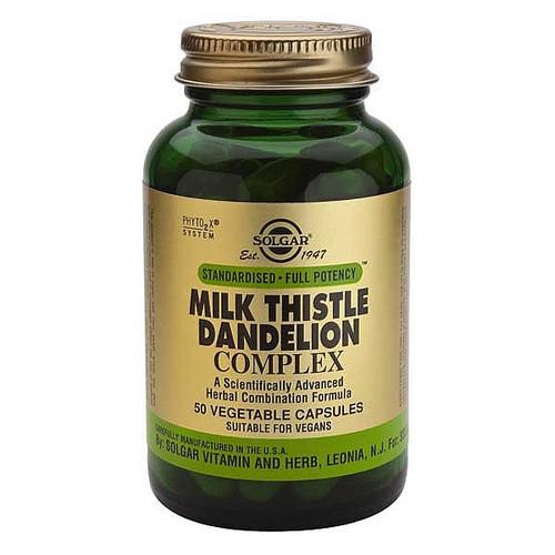 Milk Thistle Dandelion Complex