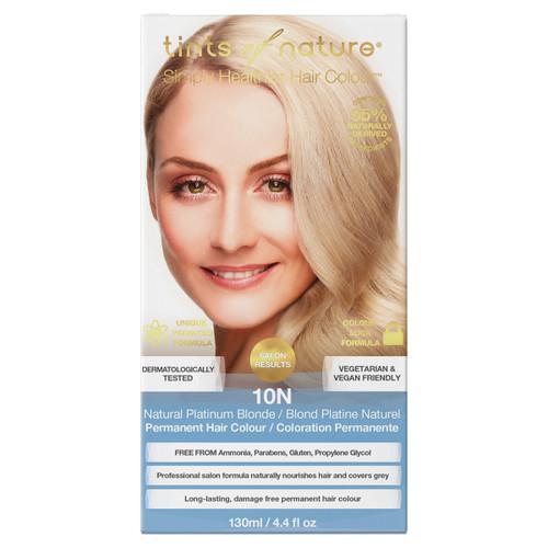 Natural Platinum Blonde (10N)