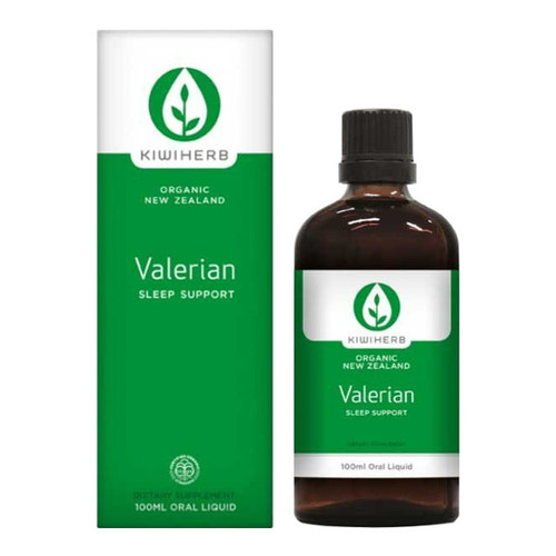Valerian Sleep Support