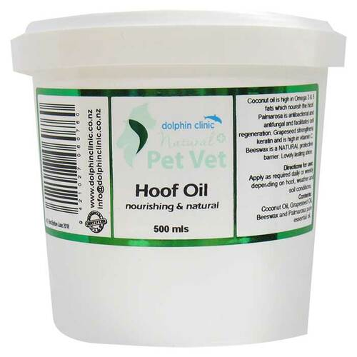 Pet Vet Equine Hoof Oil