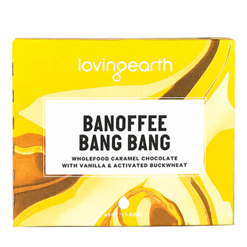 Banoffee Bang Bang Chocolate