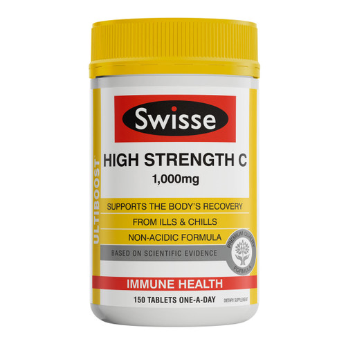 Hi Strength C 1000mg