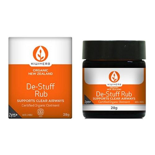 De-Stuff Rub