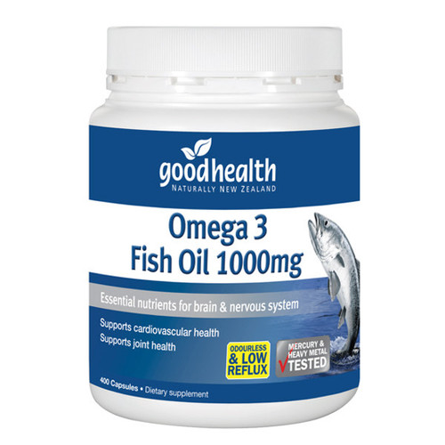 Omega 3 Fish Oil - Health guard