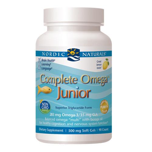 Complete Omega Junior Capsules