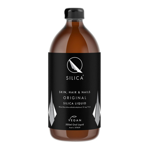 Skin, Hair & Nails Original Silica Liquid