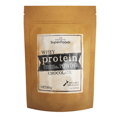 Whey Protein Powder Chocolate