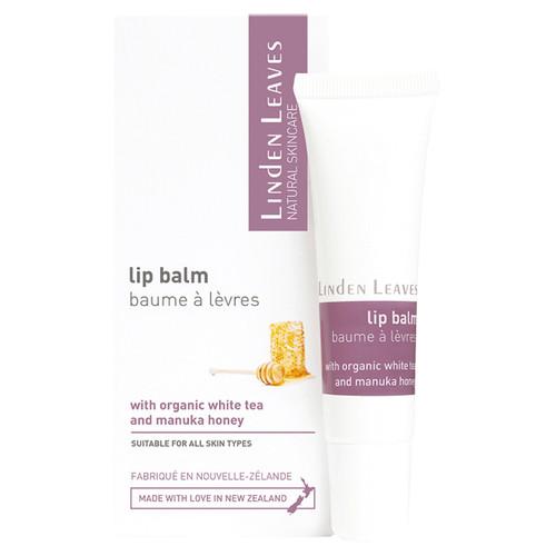 Lip Balm - with Organic White Tea