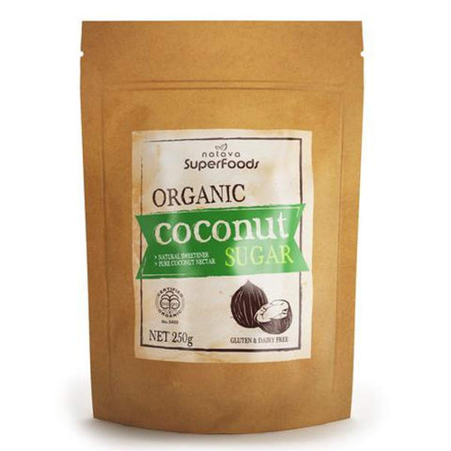 Certified Organic Coconut Sugar