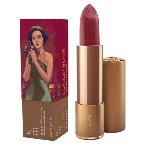 Lipstick Scarlet Blaze