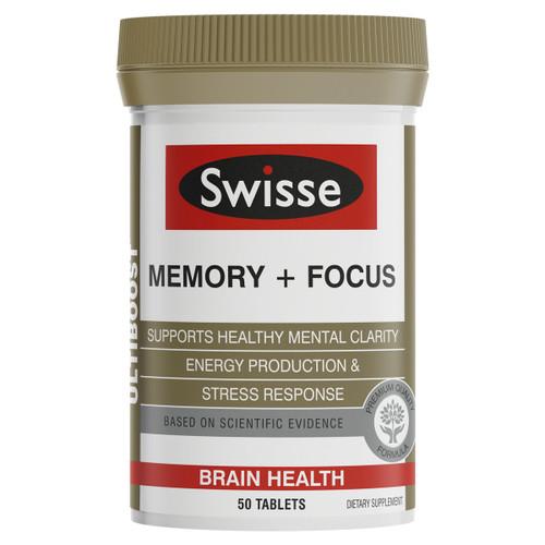 Memory & Focus