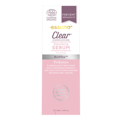 Clear Complexion Detoxifying Serum