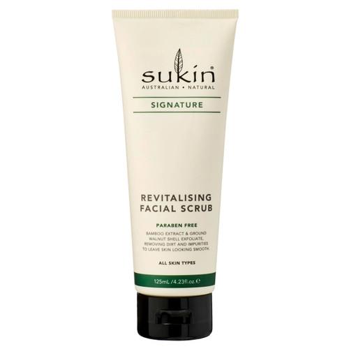 Revitalising Facial Scrub