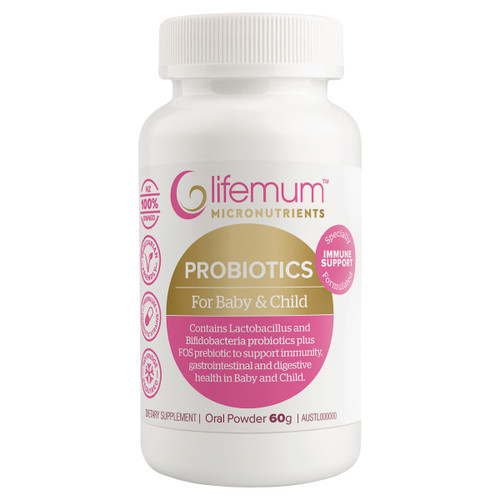 Probiotics for Baby & Child Powder