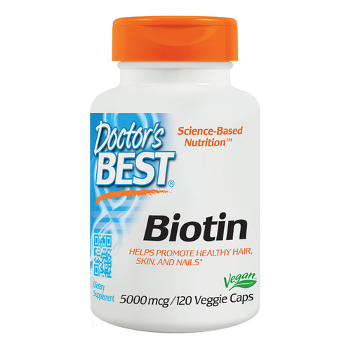 Biotin 5,000mcg