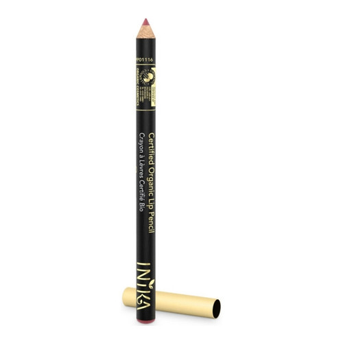Certified Organic Lip Liner Pencil - Dusty Rose